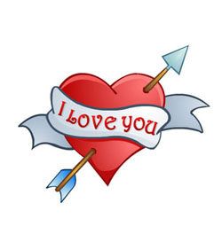 clipart amour 57