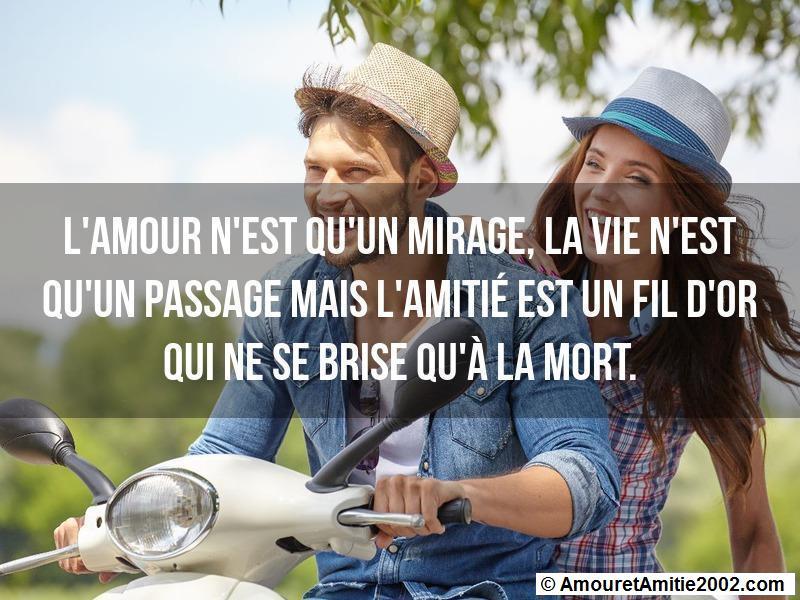 l'amour n'est qu'un mirage