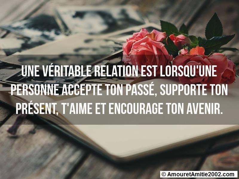 Citation Amour Une Veritable Relation