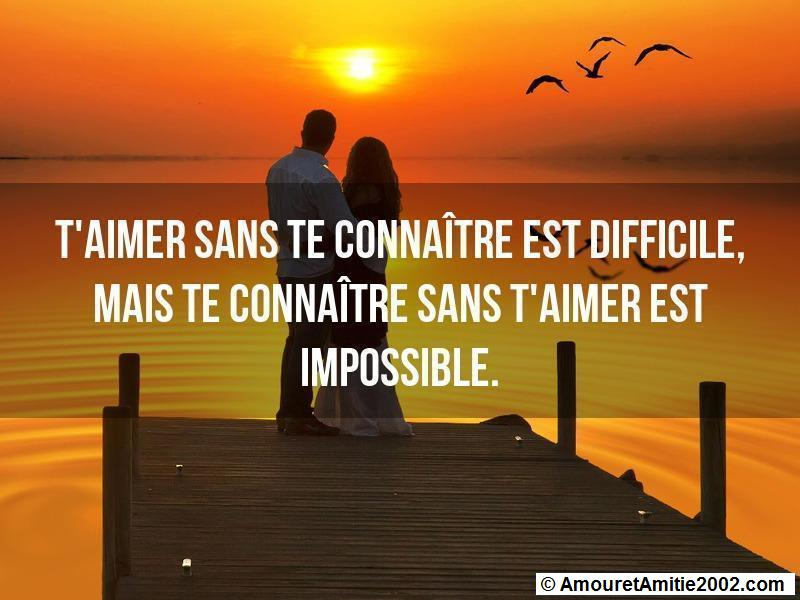 Citations d'amour en images page 1