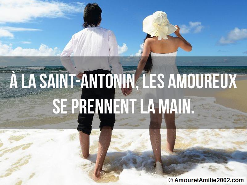 à la saint-Antonin