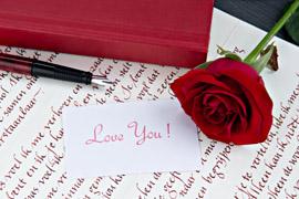 Lettres D Amour De Passion De Tendresse