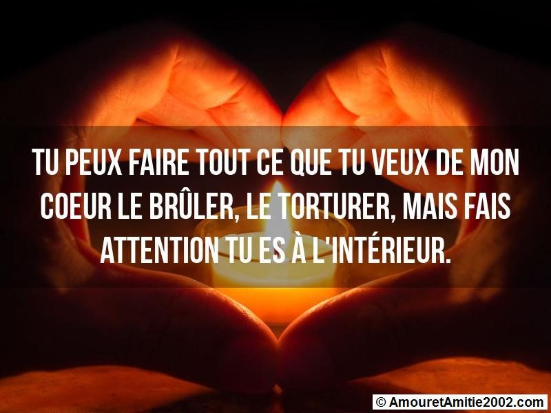 message amour 112