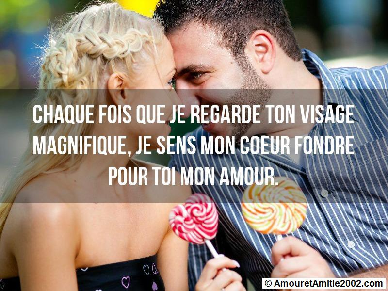 message amour 113