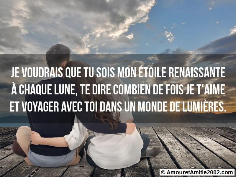 message amour 120