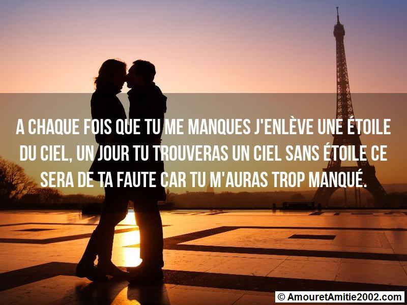 message amour 125