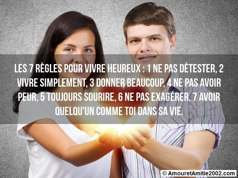 message amour 127