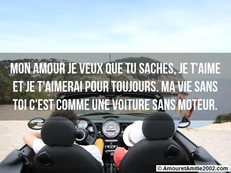 message amour 128