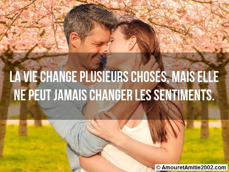 message amour 132