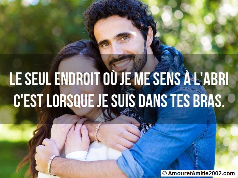 message amour 133