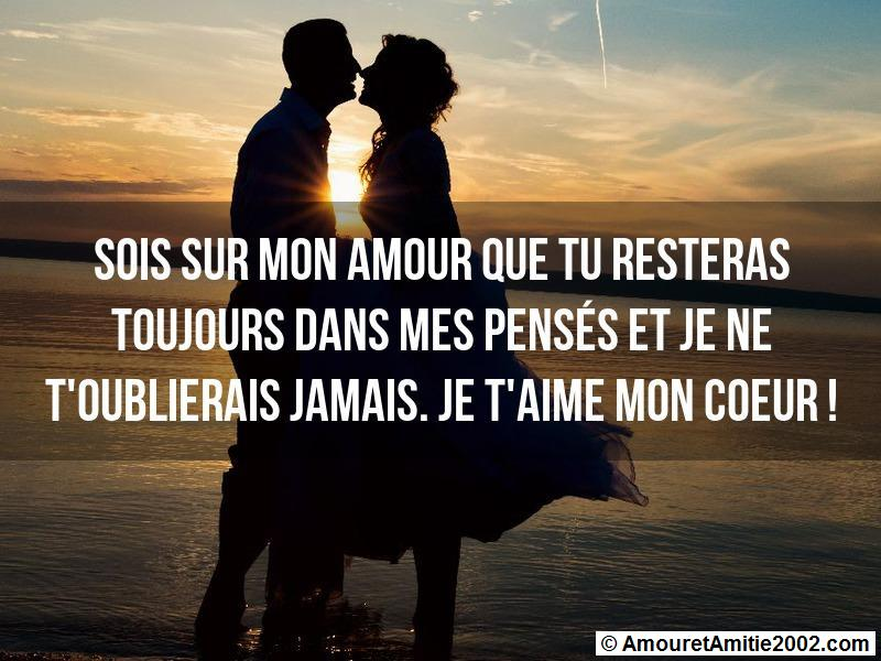 message amour 136