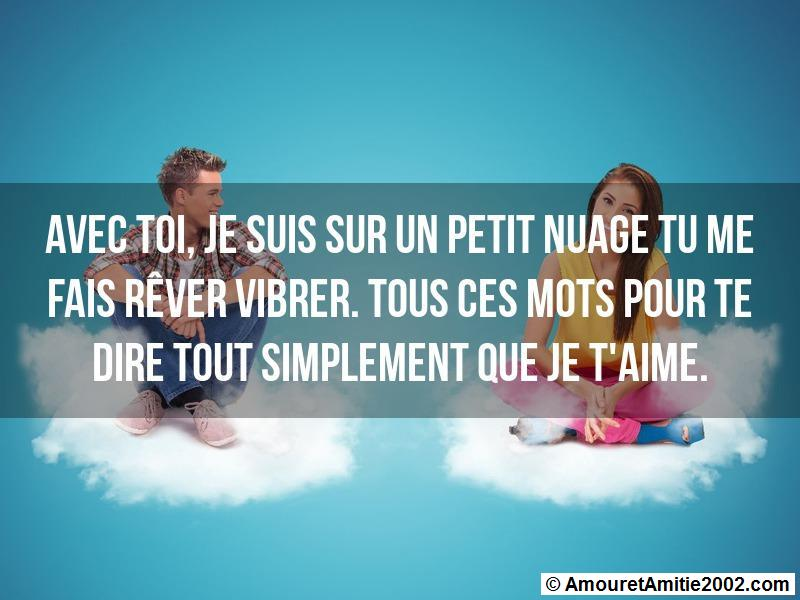 message amour 138