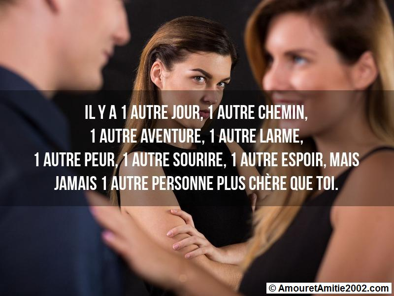 message amour 140