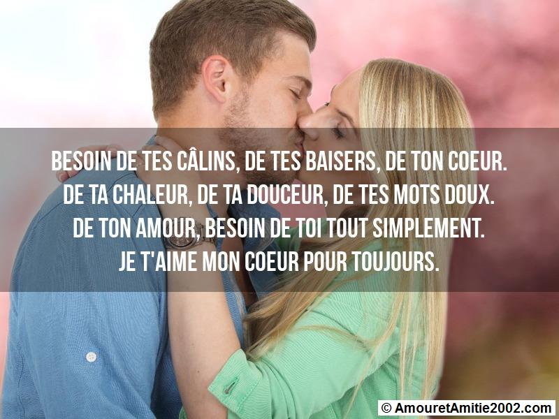 message amour 141