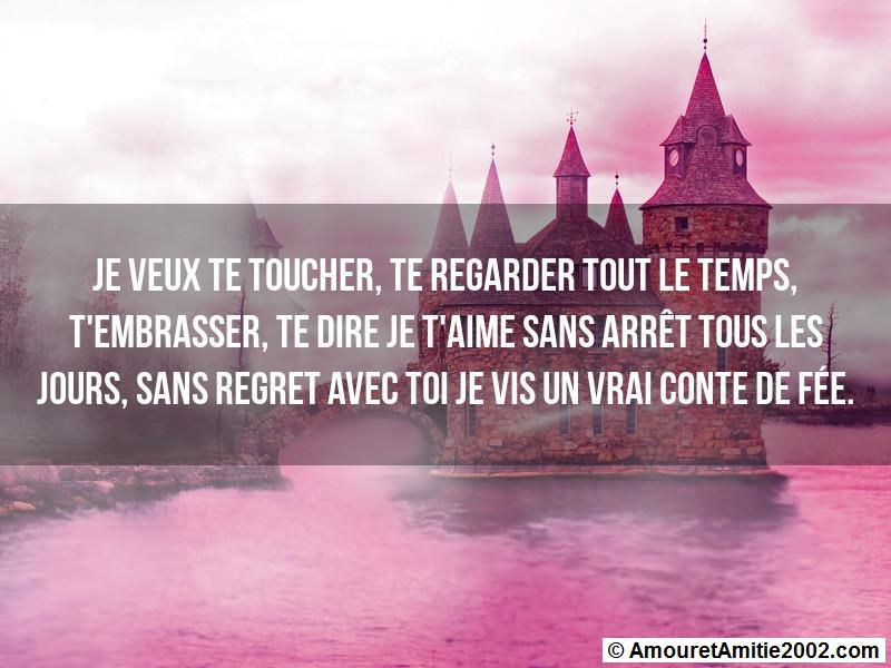 message amour 142