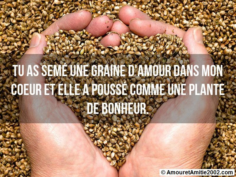 message amour 144