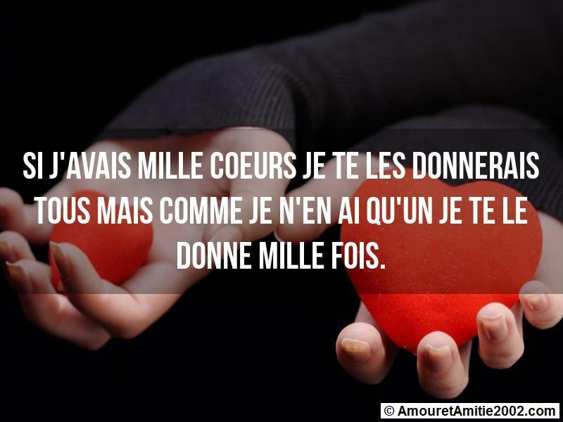 message amour 145
