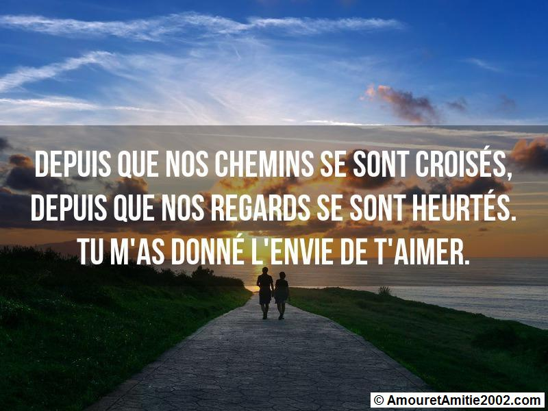 message amour 147