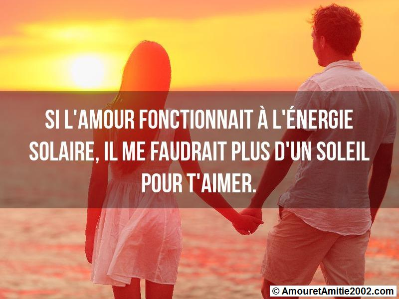 message amour 152