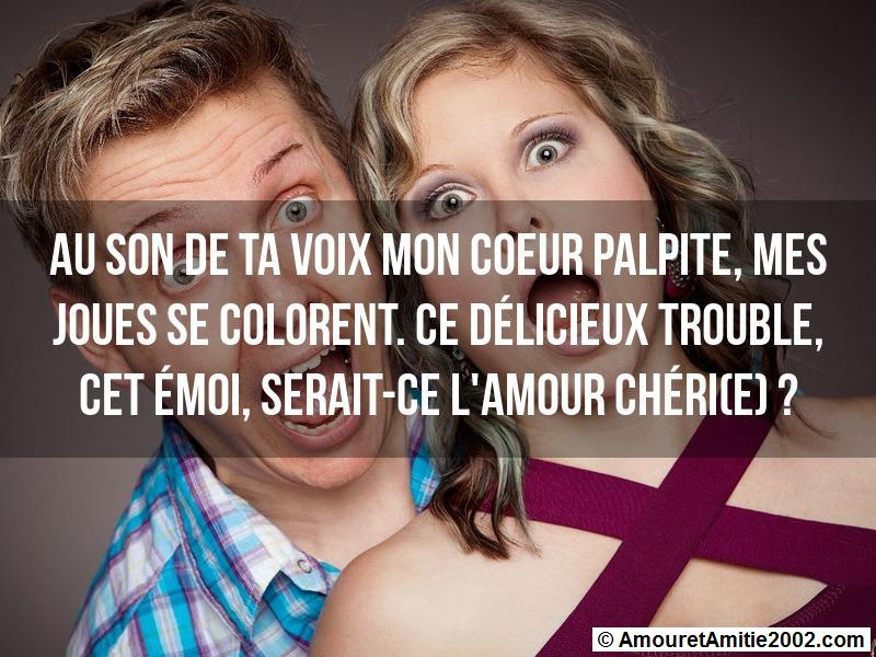 message amour 159
