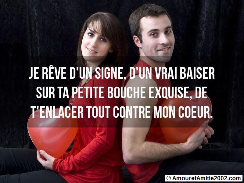 message amour 161