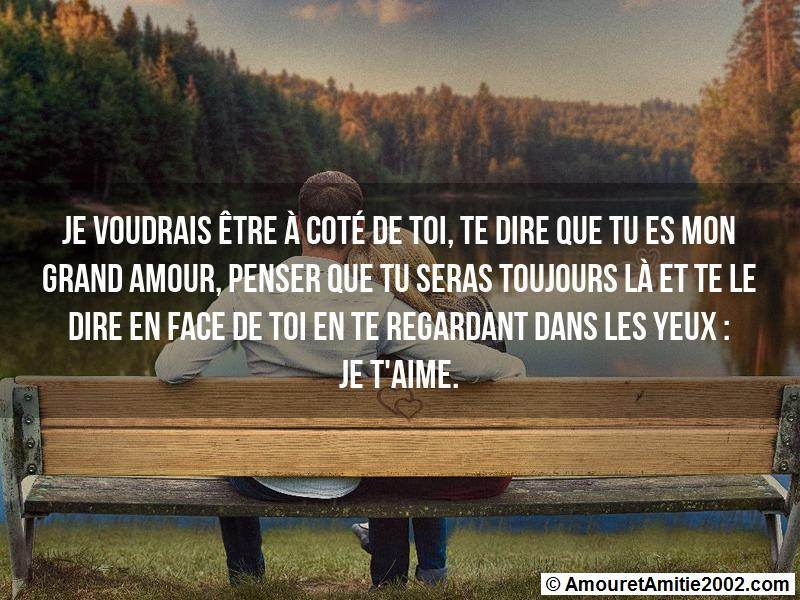 message amour 166
