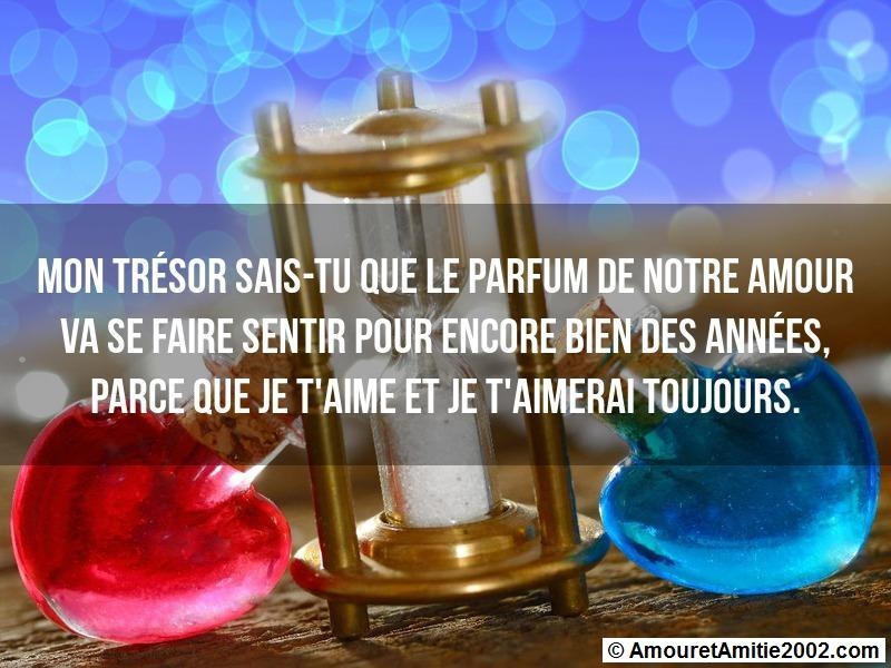 message amour 169