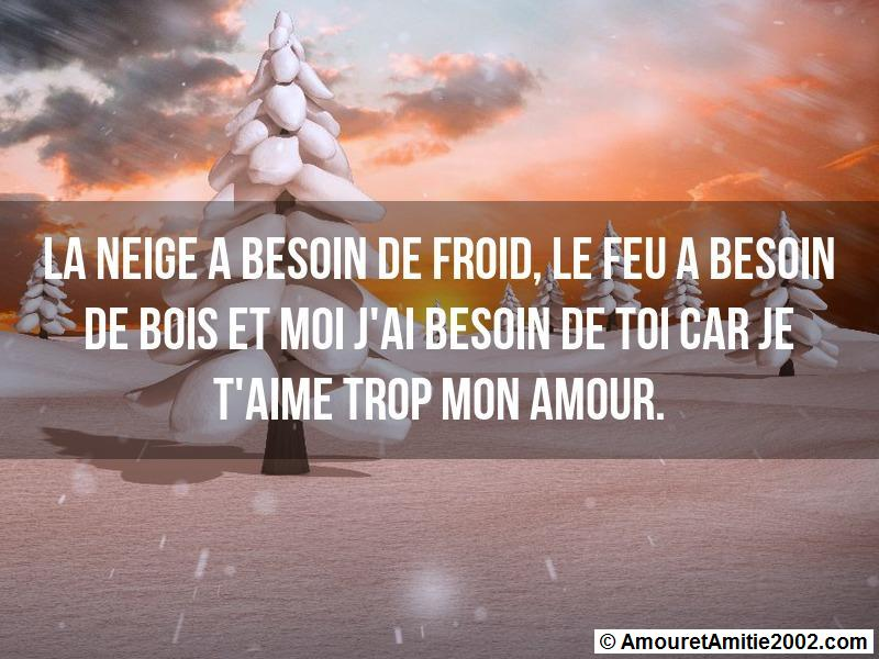 message amour 170