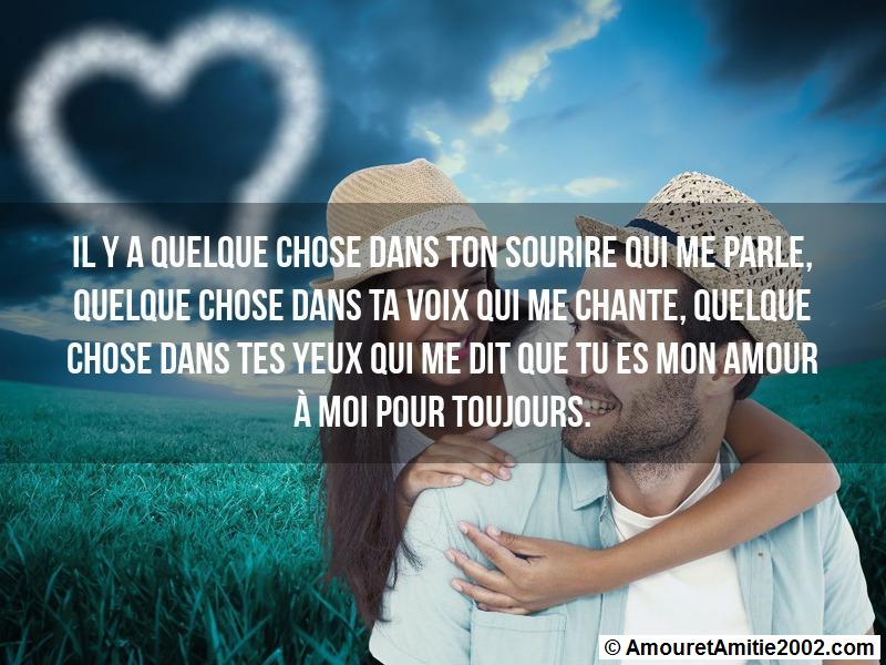 message amour 173