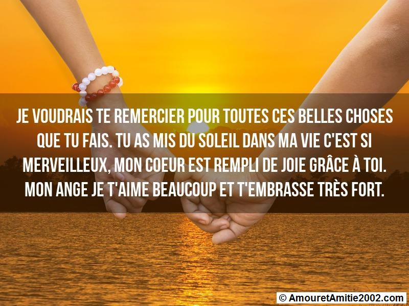message amour 178