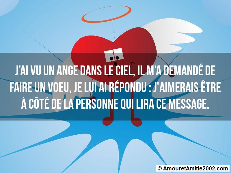 message amour 61