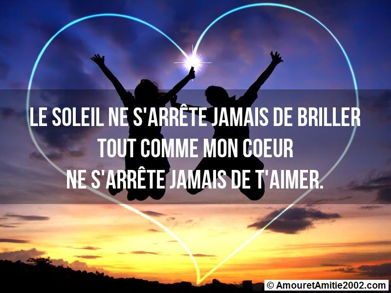 message amour 62