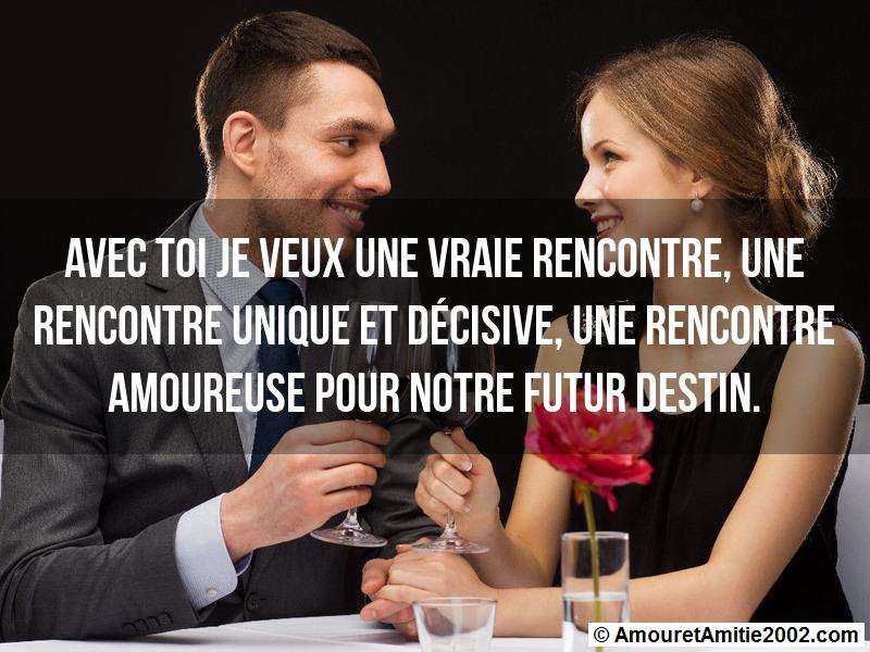 citations de rencontres