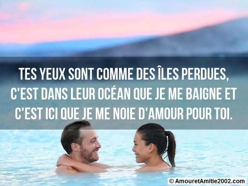 message amour 74