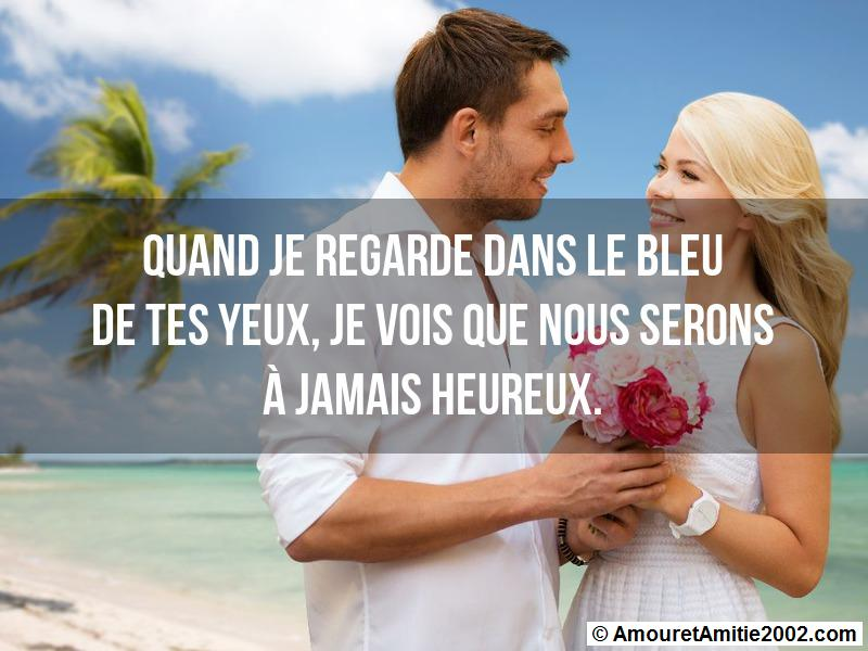 message amour 82