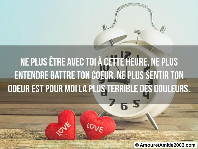 message amour 83