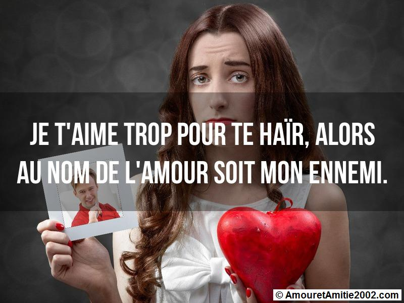 message amour 90