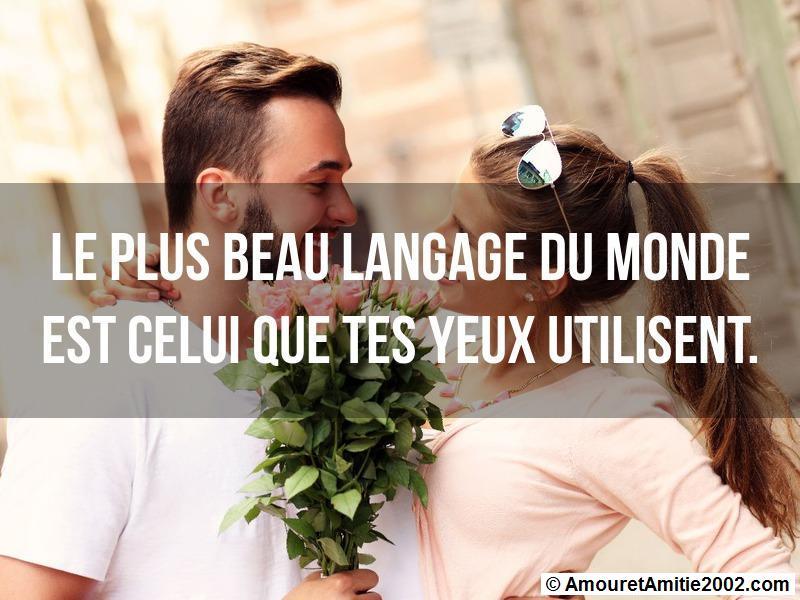 le plus beau langage du monde