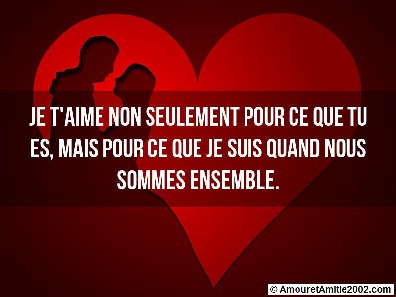 Image gallery mot d 39 amour - Jolie carte st valentin gratuite ...
