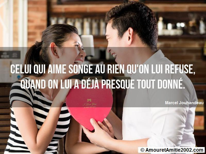 Proverbe d'amour 20