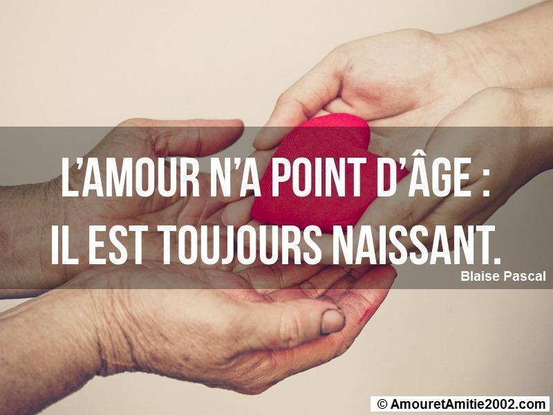 Proverbe Amour Lamour Na Point Dâge
