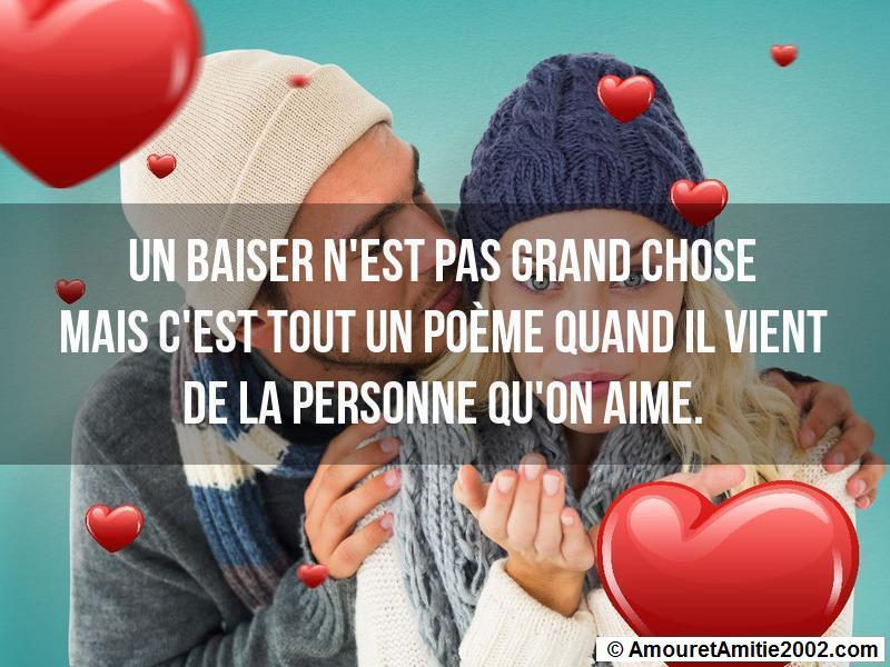 Proverbe Amour Un Baiser N Est Pas Grand Chose