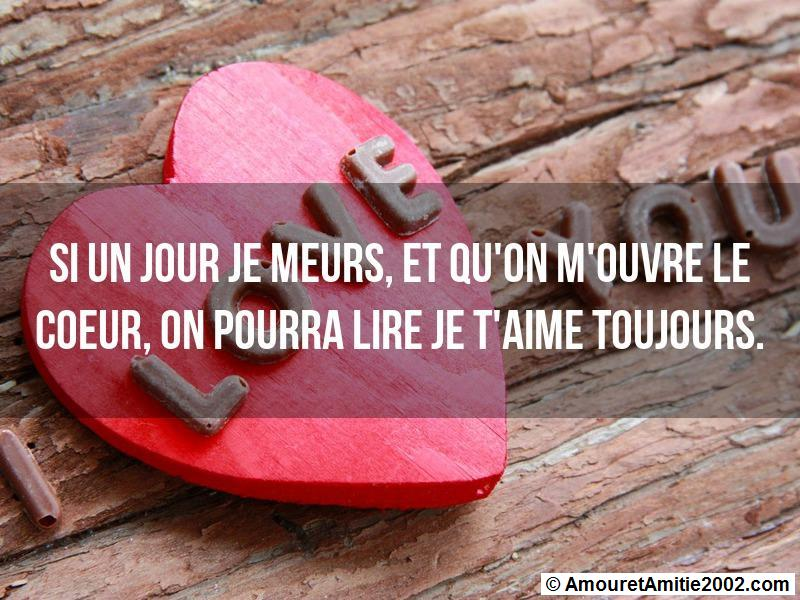 sms d'amour 137