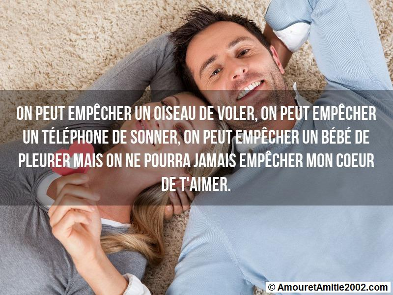 sms d'amour 143
