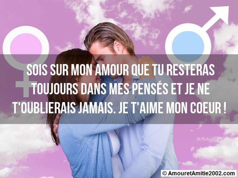 sms d'amour 151
