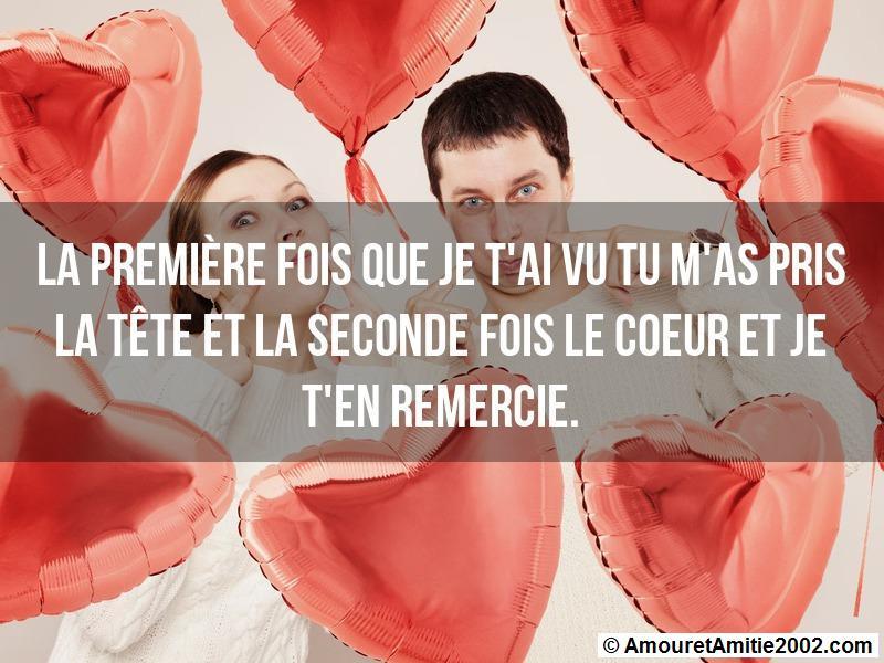Sms Amour La Première Fois Que Je Tai Vu