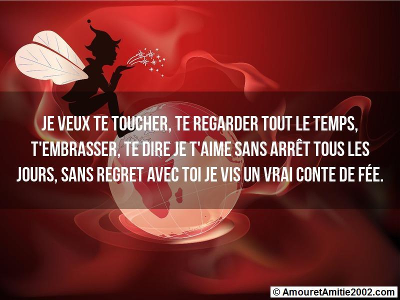 Sms Amour Je Veux Te Toucher